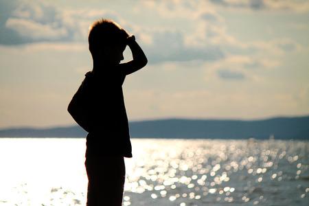 clairvoyance: The boy near the lake