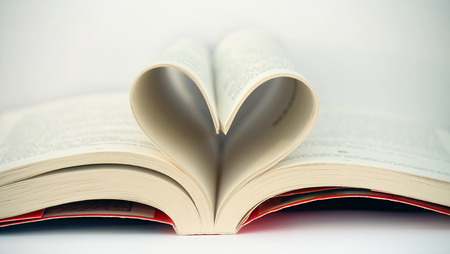 prose: Book and heart