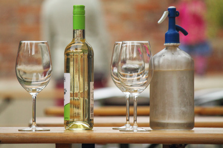 wine tasting Reklamní fotografie