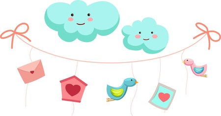 Smile Cloud Vector