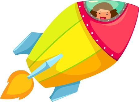 misil: Cohete