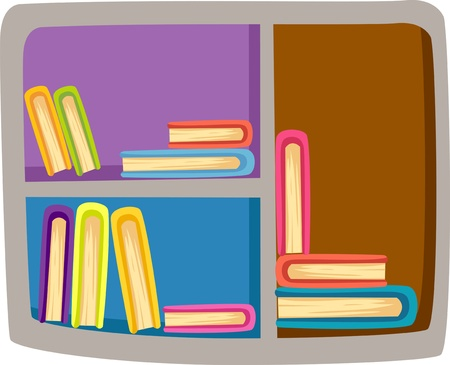 case studies: bookshelf