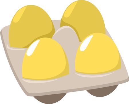 illustration egg Vector