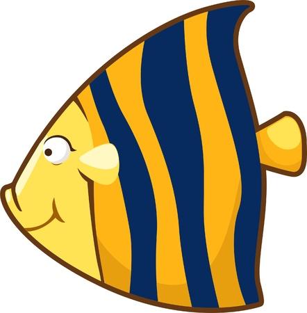 pez payaso: ilustraci�n de payaso