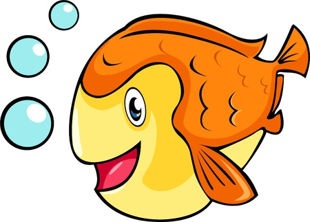 seawater: illustration fish  vector file