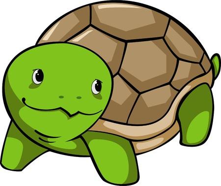illustration Turtles vector file Vector