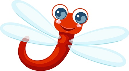 Dragonfly Stock Vector - 12703056