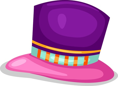 Top hat  Stock Vector - 12702850