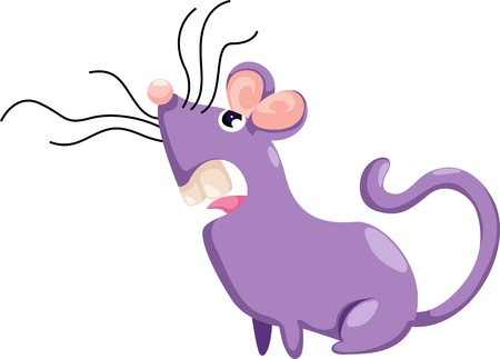 Rat vector Illustration Vector