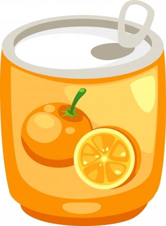 orange water: illustration isolated ALPHABET LETTER J-Juice vector Illustration
