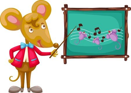 Rat vector Illustration Stock Vector - 15454353