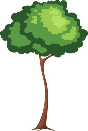 Tree vector Stock Vector - 16500441