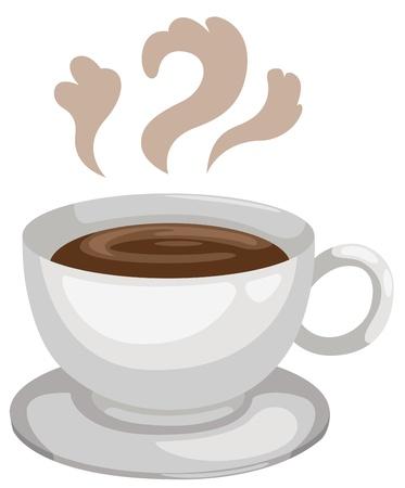 Cup of coffee vector Stock Vector - 16887119