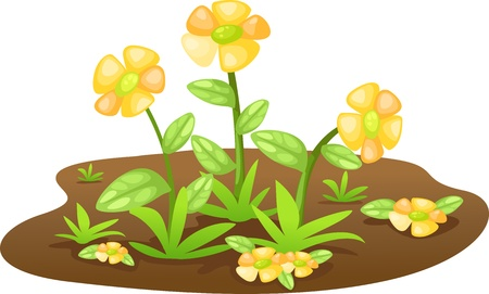 Flower   vector Stock Vector - 17849539