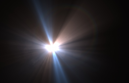 lens flare: Abstract background lighting flare  Stock Photo