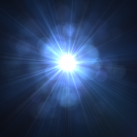Abstract background lighting flare Stock Photo - 18710722