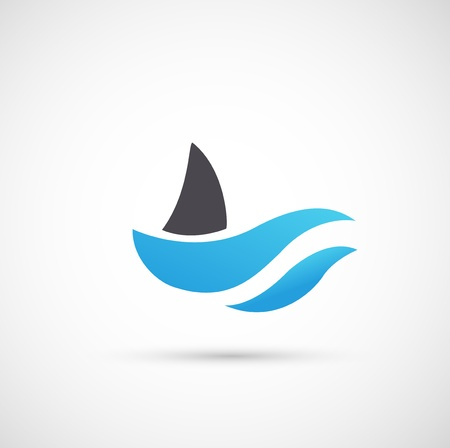Shark Icon   Vector