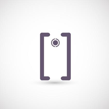 Camera symbol Stock Vector - 19191820