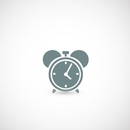 uhr icon: Wecker-Symbol