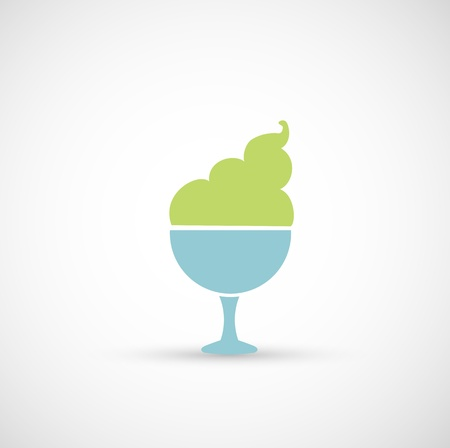 soft ice cream: Ice Cream icon