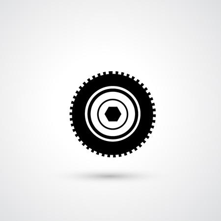 Camera symbol vector Stock Vector - 21156887