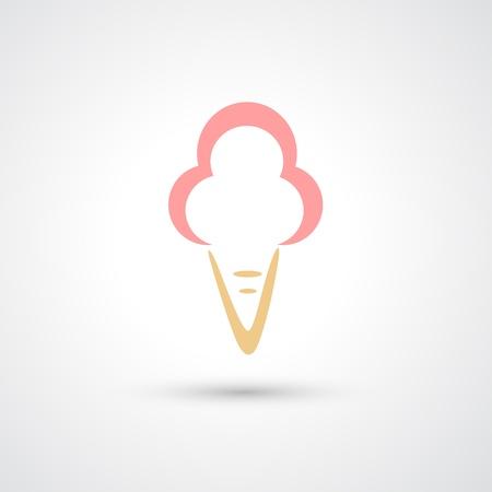 Ice Cream icon Stock Vector - 21531874