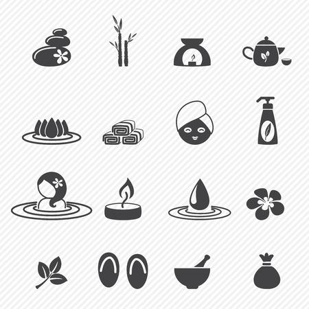 spa: Spa icons