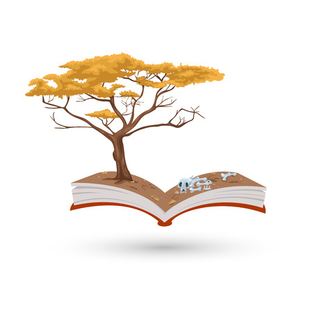 blooded: The tree book