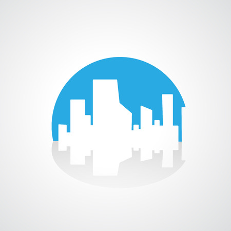 city eco icon Vector