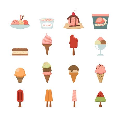Ice Cream icon Stock Vector - 27249301