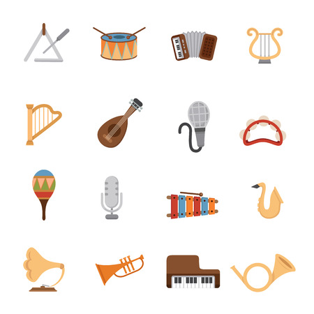 ukulele: Music icons