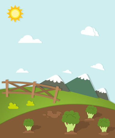 natural view paper Vector