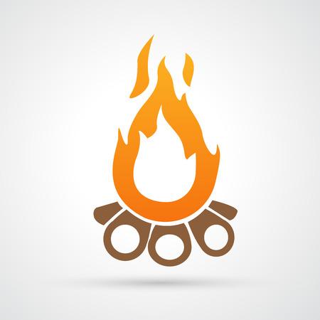 Feuer-Symbol