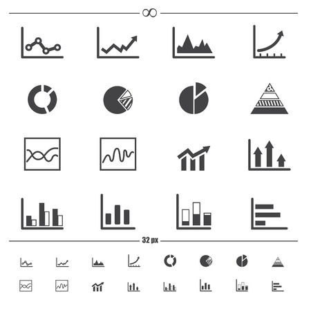 infographics icons  Vector