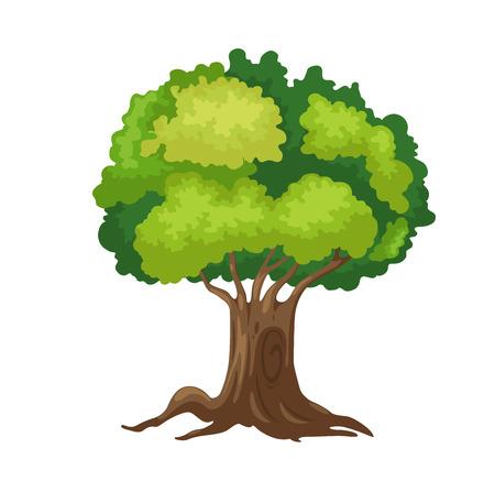 Tree vector Vector