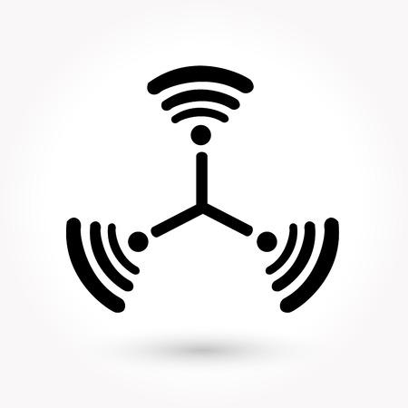 residential zone: Wireless Icon