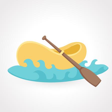fishing ship: boat icon