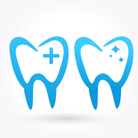 using mouth: Teeth icon