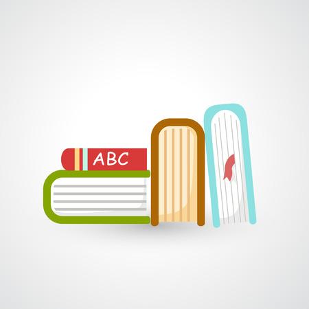 book icon Stock Vector - 28745767