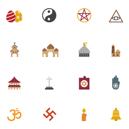 triskel: religion icons vector eps10
