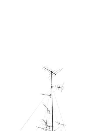 high frequency: antenna