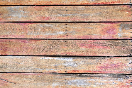 pattern of decorate old wood floor background photo