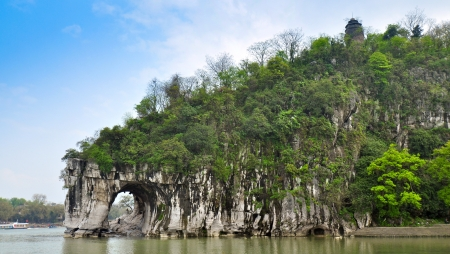 Elephant Trunk Hill - Guilin, China