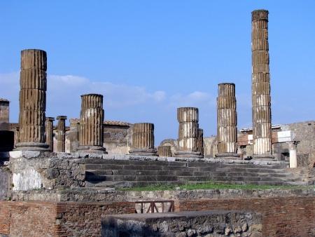 pompeii: Pompeii Ruins - Pompeii, Italy