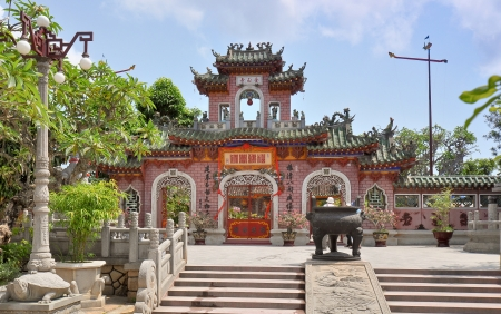 Fukien Chinese Assembly Hall - Hoi An, Vietnam
