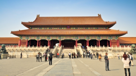 Imperial Palace, Forbidden City, Beijing