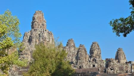 Bayon Temples - Angkor Thom, Cambodia