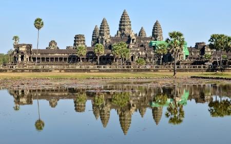 アンコール ・ ワット - シェムリ アップ、カンボジア