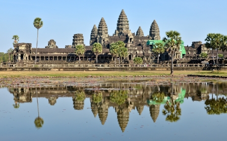 Angkor Wat - Siem Reap, Cambodia photo