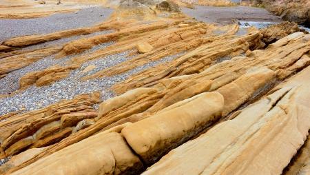 carmel: Formaci�n de roca acodada, Point Lobos State Reserve - Carmel, CA